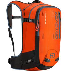 Ortovox Haute Route 32 Backpack crazy orange
